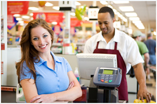 ISS45 Grocery POS Software